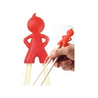 Fred Chopstick Kids Red Boy