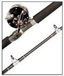 Penn rod reel combo 209 lw reel 6 39 penn for Pen fishing rod amazon
