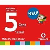 Jetzt Anonym bleiben !! CallYa Card / Callya Karte / Vodafone / Prepaid Karte -voraktiviert keine Registrierung notwendig - einlegen und sofort lostelefonieren !!!