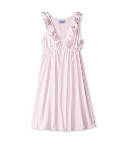 Amanda Paige Women's Ruffle Accent Night Gown