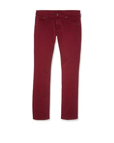 Hackett London Pantalone Col Dnm 5 Pkt Y [Granato]