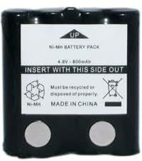 Comtech CM-15BT 800mAh Rechargeable Battery Pack