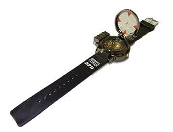 名探偵コナン 腕時計型麻酔銃 レーザーポインター 照準器付き コスプレアイテム ブラック (ブラック)