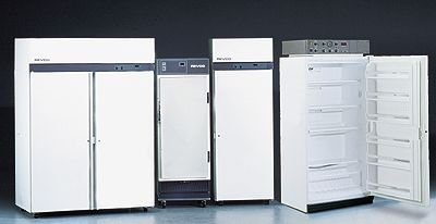 Laboratory upright refrigerator (double doors); 51.1 CU FT; 115V