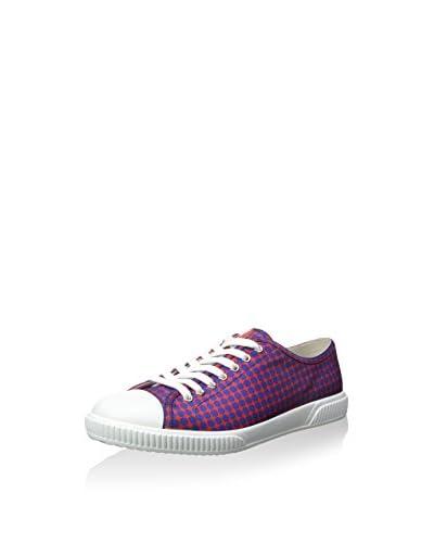 Prada Men's Cap Toe Sneaker