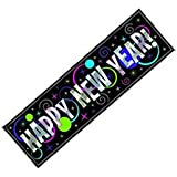 Amscan Banner Giant Happy New Year