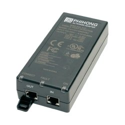 PSA16U-480 PoE Injector DEKOM, 1-Port PoE Injector