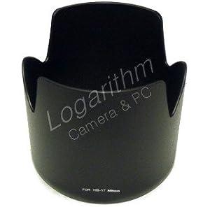 Kernel製 Nikon HB-17 レンズフード互換品【ネットショップ ロガリズム】HB-17