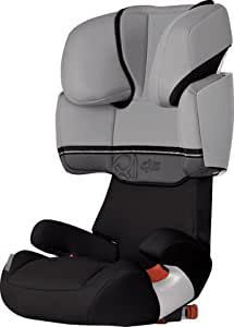 Cybex Solution X Fix + Booster Car Seat - Stone