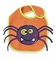 Pure Cotton Spider Bib