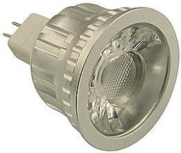 Dimmable MR16 6W COB 500LM Warm WhiteCool White Led Spot Lamp LightDC12V  Warm White