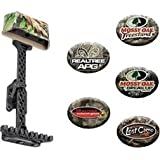 Alpine Archery Inc Bear Claw 5 Arrow Treestand Quiver Grnhrd Convenient Pre-Cut Holes by Think2T