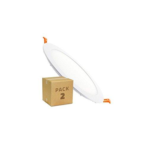 dalle-led-ronde-extra-plate-18w-pack-2-downlight-led-18w-blanc-neutre-4000k-4500k-ledkia