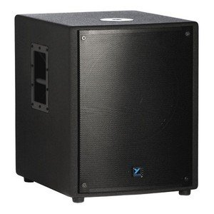 """Yorkville Nx720S 15"""" Compact Active Subwoofer"""