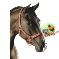 PFIFF Ethno-Halfter, blau, Pony klein, 005035-20-P1