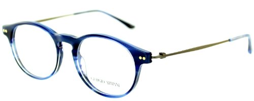 Giorgio ArmaniGiorgio Armani Eyeglasses AR7010 5024 in blue/demo lens