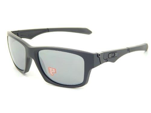 5233ad8acfa Oakley Jupiter Squared 9135 09 Matte Black Black Iridium Polarized  Sunglasses