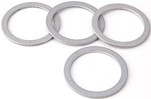 JEGS Performance Products 100509 Carburetor Inlet Fitting Washers