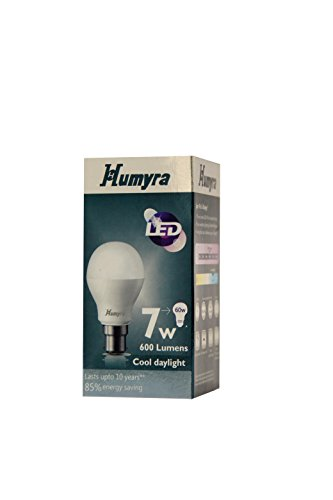 Humyra-7W-LED-Bulb-(Cool-Day-Light)