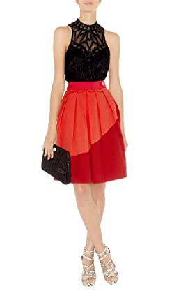 Color Contrast Skirt