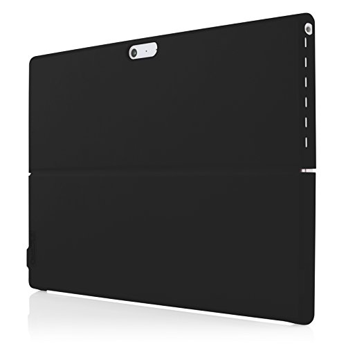 Microsoft Surface Pro 4 Case, Incipio [Ultra Thin] [Snap On Case] feather [Advanced] Case for Microsoft Surface Pro 4-Black (Advanced Surface Technology compare prices)