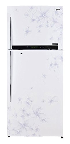 LG GL-M522GDWL 470 Litres Double Door Refrigerator (Daffodil)