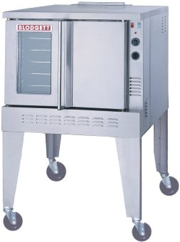 Blodgett Sho-100-Edouble Double Full Size Electric Convection Oven - 208V/1Ph, Each