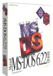 Microsoft MS DOS 6.22 Upgrade