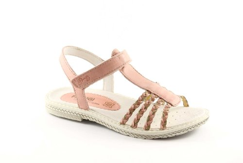 PRIMIGI 16462 BETTY 36/39 rosa sandali bambina cinturino strappo 37