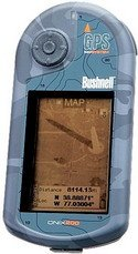 Bushnell ONIX200CR - GPS receiver - hiking