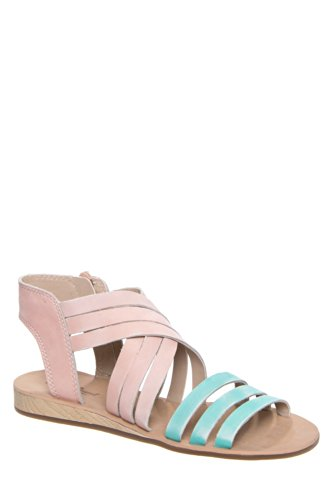 Lucky Brand Jessicah Stappy Flat Sandal