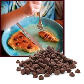 Hersheys semi-sweet chocolate chips
