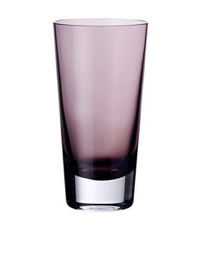 Villeroy & Boch Colour Concept Hi-Ball Glass, Burgundy