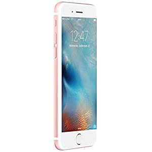 Apple iPhone 6s 64 GB US Warranty Unlocked Cellphone - Retail Packaging (Rose Gold)