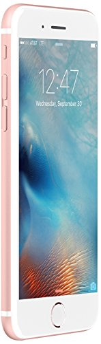 Apple discount duty free Apple iPhone 6s 64 GB US Warranty Unlocked Cellphone - Retail Packaging (Rose Gold)
