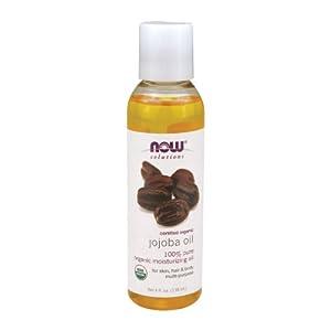 Now Foods Jojoba Oil - 4 oz. 12 Pack