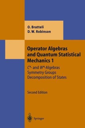 Operator Algebras and Quantum Statistical Mechanics