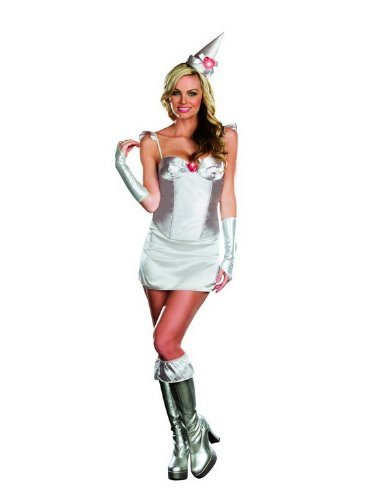 Totally Tin Woman Costume