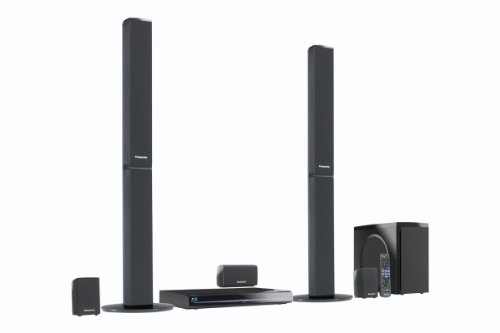 Panasonic SC-BT330EB-K Blu-Ray 5.1 Home Cinema (2XTB,1000W)