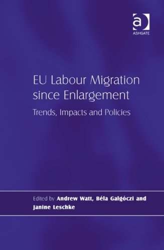 EU Labour Migration since Enlargement