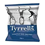 BUTLERS TYRRELLS Lightly Sea Salted crisps