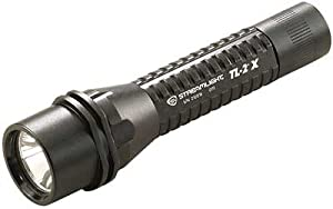 Streamlight Tl-2 Xl Tac Light Black C4 Led 200 Lumens With Battery Clam Pack