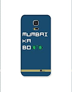SAMSUNG GALAXY NOTE 4 nkt02 (2) Mobile Case by Mott2 - Mumbai ka Boss (Limited Time Offers,Please Check the Details Below)