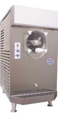 Frosty Factory 237W Frozen Drink Machine, 12-Qt Hopper, Water Cooled, (130)10-Oz/Hr, Each