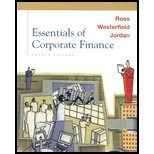 img - for Essentials of Corporate Finance by Ross,Stephen A.; Westerfield,Randolph W; Jordan,Bradford . [2003,4th Edition.] Hardcover book / textbook / text book