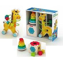 Imaginarium Classic Wooden Toy Trio