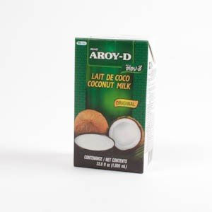 AROY-D 100% Coconut Milk - 33 oz packages (3-pack) by AROY-D