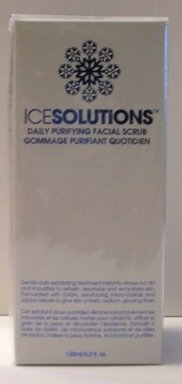 Ice Solutions Daily Purifying Facial Scrub