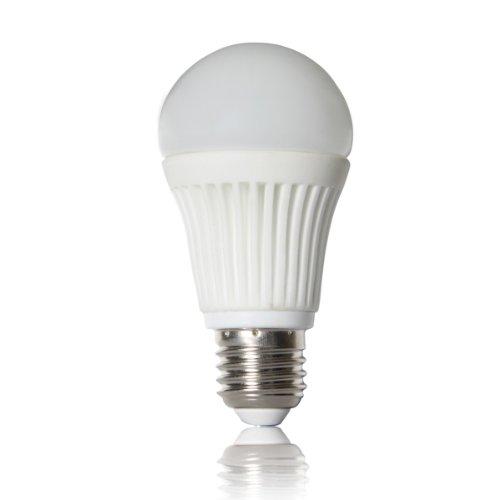 Lighting EVER 6 Watt LED Bulbs, Replace 50 Watt Incandescent Bulb, E27 Medium Screw, Energy Efficient Lights, Warm White
