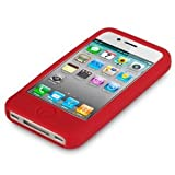 iPhone 4 / 4G Terrapin Silicone Skin in Red From Keep Talking iPhone 4 Accessories: Cases, Covers and Skinsby The Keep Talking Shop